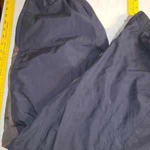 Reebok sz. Medium navy track pants